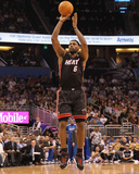Miami Heat v Orlando Magic: LeBron James Photographic Print by Mike Ehrmann