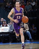 Phoenix Suns v Oklahoma City Thunder: Steve Nash Photographic Print by Layne Murdoch