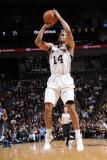 Memphis Grizzlies v San Antonio Spurs: Gary Neal Photographic Print by D. Clarke Evans