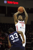 Bakersfield Jam v Rio Grande Valley Vipers: Antonio Anderson and Brandon Wallace Photographic Print by Gabe Hernandez