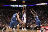 Minnesota Timberwolves v Phoenix Suns: Channing Frye Photographic Print by Christian Petersen