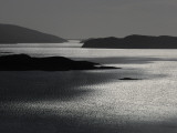 Islands and Outcroppings in a Channel in the North Sea Photographic Print by Jim Richardson