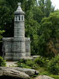Forty-Fourth New York Monument at Little Round Top Photographic Print by Todd Gipstein