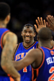 New York Knicks v Golden State Warriors: Amar'e Stoudemire Photographic Print by Ezra Shaw
