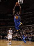 Golden State Warriors v Dallas Mavericks: Dorrell Wright Photographic Print by Danny Bollinger