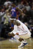 New York Knicks v Charlotte Bobcats: Stephen Jackson Photographic Print by Streeter Lecka