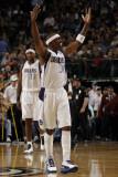 New Orleans Hornets v Dallas Mavericks: Jason Terry Photographic Print by Glenn James