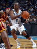 Cleveland Cavaliers  v New Orleans Hornets: Chris Paul Photographic Print by Layne Murdoch