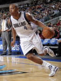 Portland Trail Blazers v Dallas Mavericks: Caron Butler Photographic Print by Glenn James