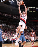 Minnesota Timberwolves v Portland Trail Blazers: Rudy Fernandez Photo by Sam Forencich