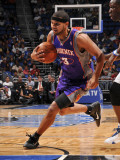 Phoenix Suns v Orlando Magic: Jared Dudley Photographic Print by Fernando Medina