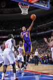 Los Angeles Lakers v Philadelphia 76ers: Matt Barnes Photographic Print by David Dow