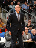 Philadelphia 76ers v Toronto Raptors: Jay Triano Photographic Print by Ron Turenne