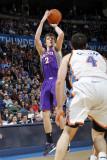 Phoenix Suns v Oklahoma City Thunder: Goran Dragic and Nick Collison Photographic Print by Layne Murdoch