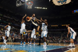 Utah Jazz v New Orleans Hornets: Deron Williams Photographic Print by Layne Murdoch