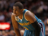 New Orleans Hornets v Miami Heat: Chris Paul Photographic Print by Mike Ehrmann