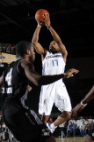 Austin Toros v Texas Legends: Antonio Daniels Photographic Print by Layne Murdoch