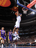 Los Angeles Lakers v Philadelphia 76ers: Andre Iguodala Photographic Print by Jesse D. Garrabrant
