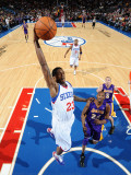 Los Angeles Lakers v Philadelphia 76ers: Louis Williams Photographic Print by Jesse D. Garrabrant