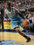 New Orleans Hornets v Dallas Mavericks: Chris Paul Photographic Print by Danny Bollinger