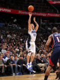 Atlanta Hawks v Orlando Magic: Jason Williams Photographic Print by Fernando Medina