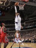 Houston Rockets v Dallas Mavericks: Shawn Marion Photographic Print by Danny Bollinger