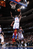 Cleveland Cavaliers  v Philadelphia 76ers: Jrue Holiday Photographic Print by Jesse D. Garrabrant