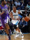 Sacramento Kings v New Orleans Hornets: Chris Paul Photographic Print by Layne Murdoch
