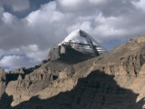 Mount Kailash Fotografisk tryk af Alison Wright