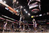 Memphis Grizzlies v Phoenix Suns: Sam Young and Josh Childress Photographic Print by Christian