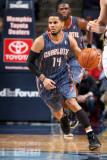 Charlotte Bobcats v Memphis Grizzlies: D.J. Augustin Photographic Print by Joe Murphy