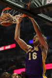 Los Angeles Lakers v Chicago Bulls: Pau Gasol Photographic Print by  Jonathan
