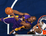 Los Angeles Lakers v Memphis Grizzlies: Kobe Bryant and Hasheem Thabeet Photo by Joe Murphy