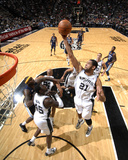 Memphis Grizzlies v San Antonio Spurs: Tim Duncan Photo by D. Clarke Evans