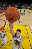 Minnesota Timberwolves v Golden State Warriors: David Lee Photographic Print by Rocky Widner