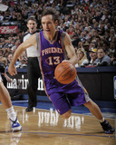 Phoenix Suns v Dallas Mavericks: Steve Nash Photographic Print by Glenn James