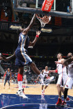 Memphis Grizzlies v Atlanta Hawks: Hasheem Thabeet Photographic Print by Scott Cunningham