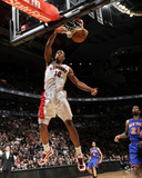 New York Knicks v Toronto Raptors: DeMar DeRozan Photographic Print by Ron Turenne