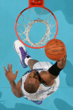 Dallas Mavericks v New Orleans Hornets: David West Photographic Print by Chris Graythen