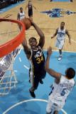 Utah Jazz v New Orleans Hornets: C.J. Miles Photographic Print by Layne Murdoch