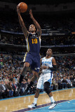 Utah Jazz v New Orleans Hornets: Raja Bell Photographic Print by Layne Murdoch