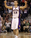 Indiana Pacers v Phoenix Suns: Steve Nash Photographic Print by Christian Petersen