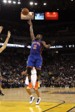New York Knicks v Golden State Warriors: Raymond Felton Photographic Print by Ezra Shaw