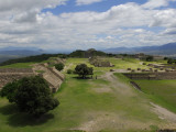 The Ruins and Remains of Mixtec and Zapotec Monte Alban Photographic Print by Raul Touzon