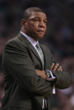 Atlanta Hawks v Boston Celtics: Doc Rivers Photographic Print by  Elsa