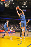 Minnesota Timberwolves v Golden State Warriors: Kevin Love Photographic Print by Rocky Widner