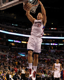 Los Angeles Lakers v Los Angeles Clippers: Blake Griffin Photographic Print by  Stephen