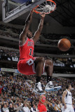 Chicago Bulls v Dallas Mavericks: Ronnie Brewer Photographic Print by Glenn James