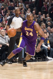 Los Angeles Lakers v Chicago Bulls: Kobe Bryant Photographic Print by Andrew Bernstein