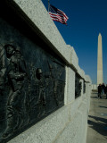 World War II Memorial Photographic Print by Todd Gipstein